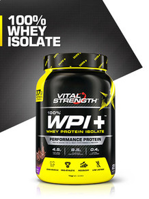 WPI+ Whey Protein Isolate