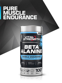 Beta Alanine Strength Booster 200g