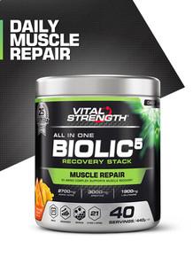 Biolic5 Recovery Formula 440g