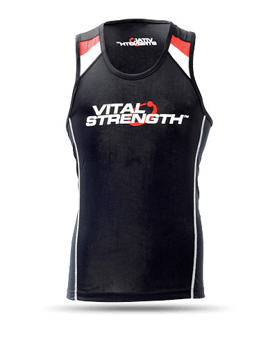 Vitalstrength Training Singlet