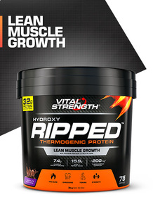 Hydroxy Ripped Protein Powder 3kg