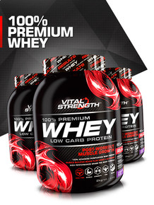 100% Whey Protein Powder 2kg