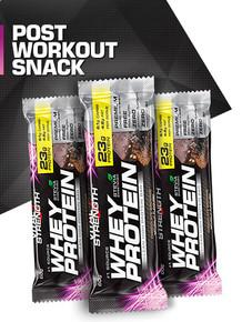 Vitalstrength Whey Clean High Protein Bar