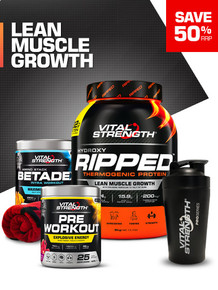 Lean & Ripped Bundle 2kg