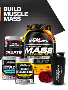 Mass Gain Bundle 2kg