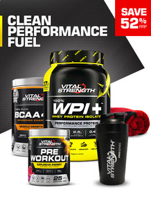 Clean Performance Bundle 1kg