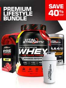 Premium Lifestyle Bundle 2kg