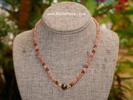 Made to order!  Kahelelani shell necklace #826