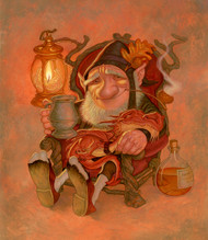 Gnome Comforts Card