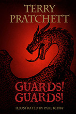 The Illustrated Guards! Guards! Gollancz Hardback Edition
