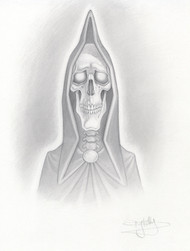 DEATH. CHARACTER DESIGN, 1998.