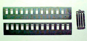 HOn3 MRGS NG 1 Pair (2) Passenger car sides 12&13 window