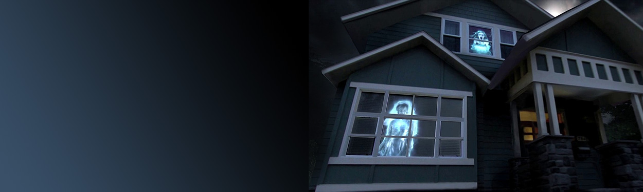 Horror Special Effects Projections and Lighting