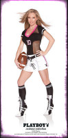 Sexy Playboy Touchdown Tease Football Skirt w/ Accessories Halloween Costume