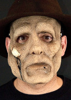 Purge Monster Old Man Halloween Face Mask