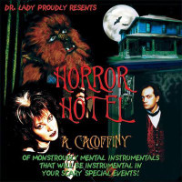 Dr. Ladys Horror Hotel Halloween Music Soundds CD