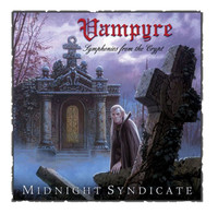 Vampyre Music Soundtrack Midnight Syndicate Halloween CD