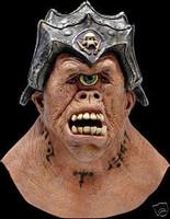 Deluxe Cyclops Monster Creature Halloween Mask Costume