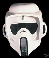 Star Wars Movie Scout Trooper Helmet Halloween Mask