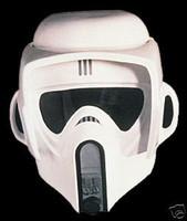 Star Wars Movie Scout Trooper Helmet Halloween Mask