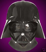 Star Wars Movie Darth Vader Supreme Halloween Mask Costume