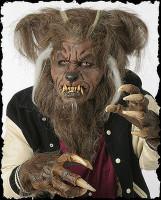 Hombre Lobo Wolfman Werewolf Halloween Mask
