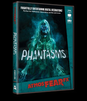 Phantasms Spirits Animated FX Effects Haunted Projection TV DVD Halloween Decor