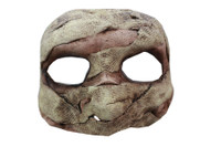 Mummy CorpseFace Latex Halloween Costume Half Mask