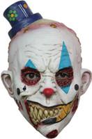 Kids Mimezack Clown Mime Halloween Costume Mask
