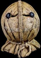 Trick r Treat Sam Burlapb Scarecrow Halloween Costume Mask