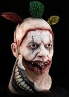 Complete Twisty Clown Freak Show American Horror Story Halloween Costume Mask