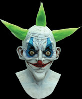 Old Clown Creepy Circus Evil Freak Halloween Costume Mask