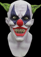 Creepy Giggles Clown Creepy Circus Evil Freak Halloween Costume Mask