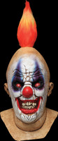Squancho the Evil Circus Freak Clown Halloween Costume Mask