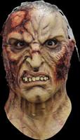 Mortus Menacing Evil Zombie Corpse Halloween Costume Mask