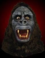 King Kong Gorilla Classic Horror Halloween Costume Mask