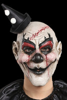 Kill Joy Gothic Evil Circus Clown Halloween Costume Mask