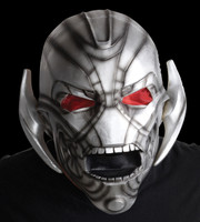 Ultron Fearsome Villain Marvel Avengers Halloween Costume Mask