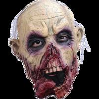 Zombie Tongue Jr. Corpse Undead Kids Child's Size Halloween Costume Mask