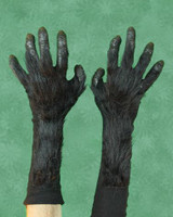 Gorilla Ape Chimp Gloves Monster Arms Hands Halloween Costume Accessories