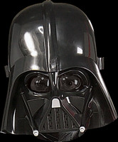 Child's Kids Star Wars Movie Darth Vader Halloween Mask Costume