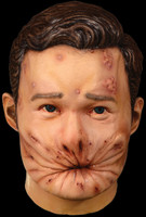 Arse Face Preacher Arseface Creepy Halloween Costume Mask