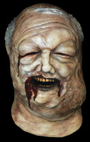 Walking Dead Well Zombie Corpse Walker Gore Halloween Costume Mask