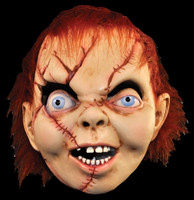 Bride of Chucky Movie Doll version 2 Halloween Mask Costume