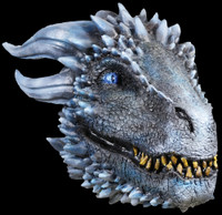 White Walker Dragon Game of Thrones Halloween Costume Mask