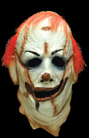 Skinner Circus Clown TV Show Evil Killer Halloween Costume Face Mask