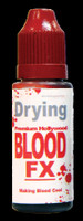 .1 oz Premium Hollywood Red Dying Wet look Blood FX Halloween effects Costume makeup