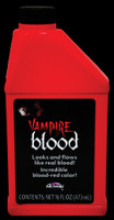 1 Pint Plasma Vampire Blood Halloween effects Costume makeup