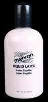 4 1/2 oz Colorless Latex Mehron Halloween effects Costume makeup