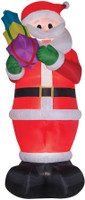 16' tall Colossal Lighted Santa Claus air blown airblown Inflatable Christmas Yard Decor Decoration